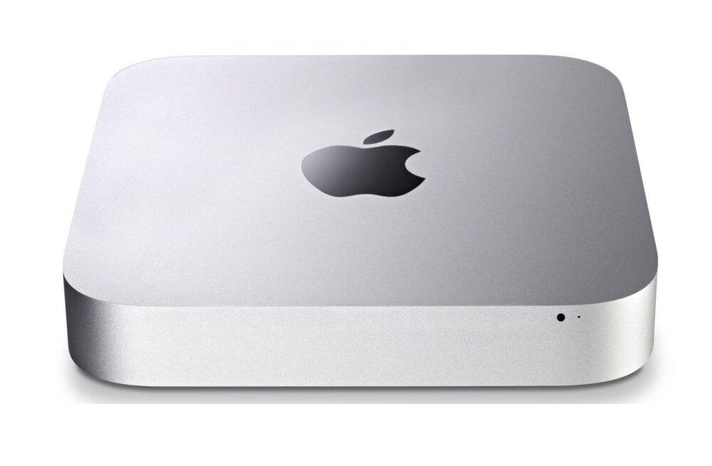 Mac mini — väike, aga võimas