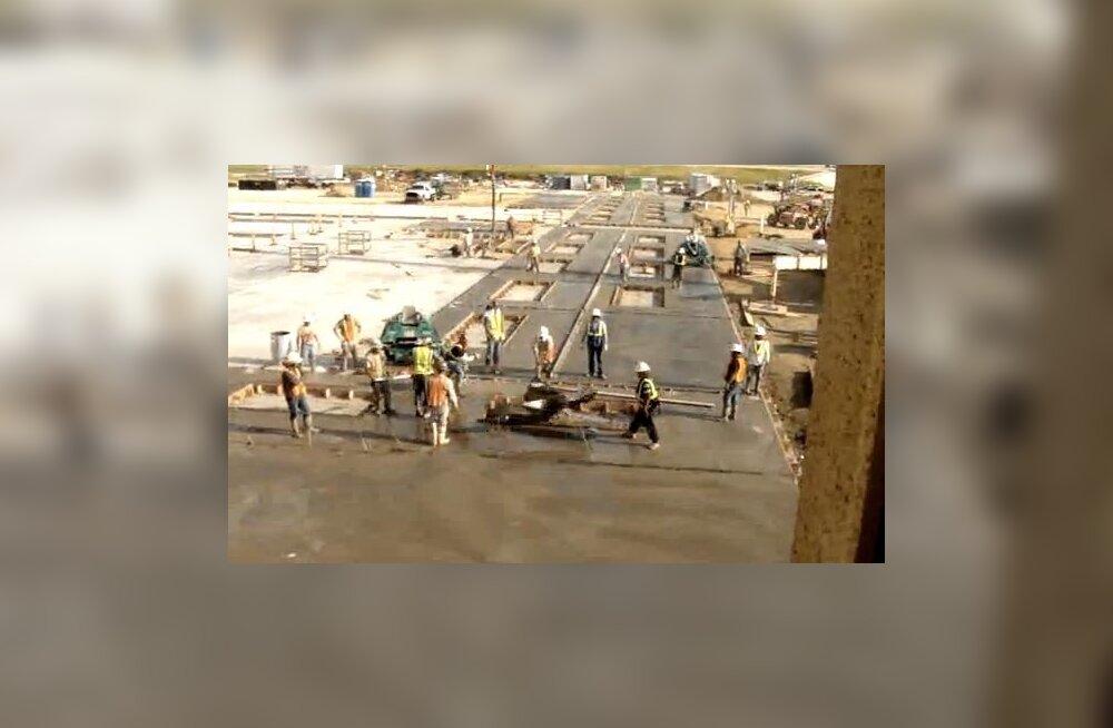 Ehitushinnad tõusid aastaga 4,6 protsenti
