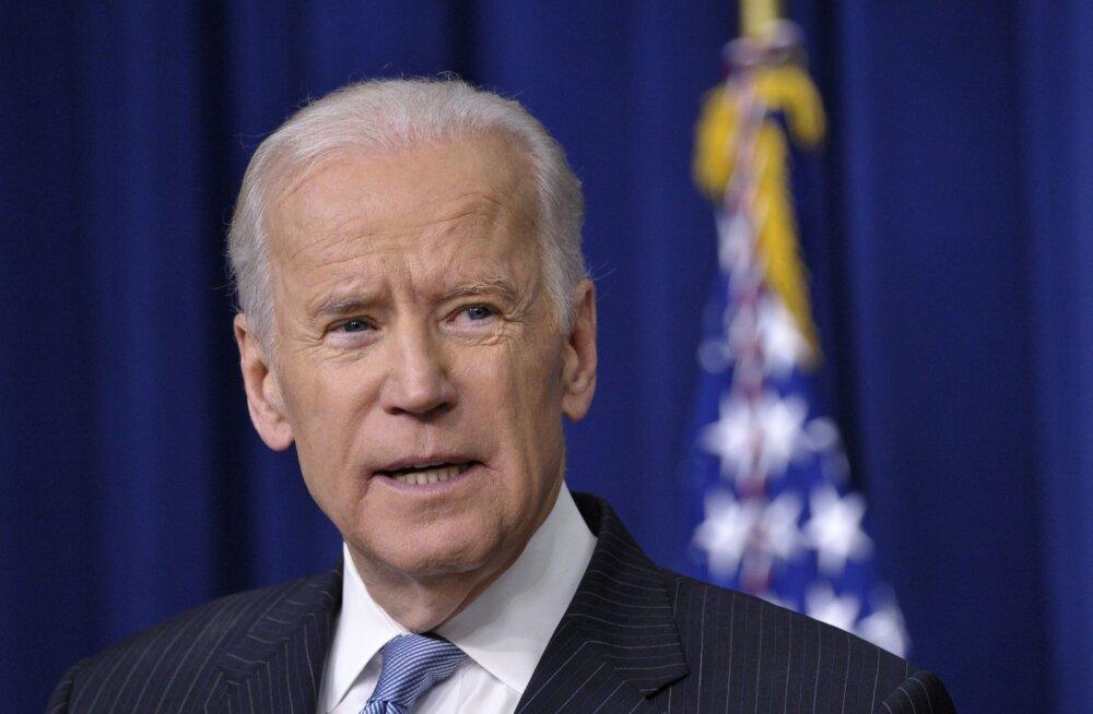 Biden suurendas eilsetel USA demokraatide eelvalimistel edumaad Sandersi ees