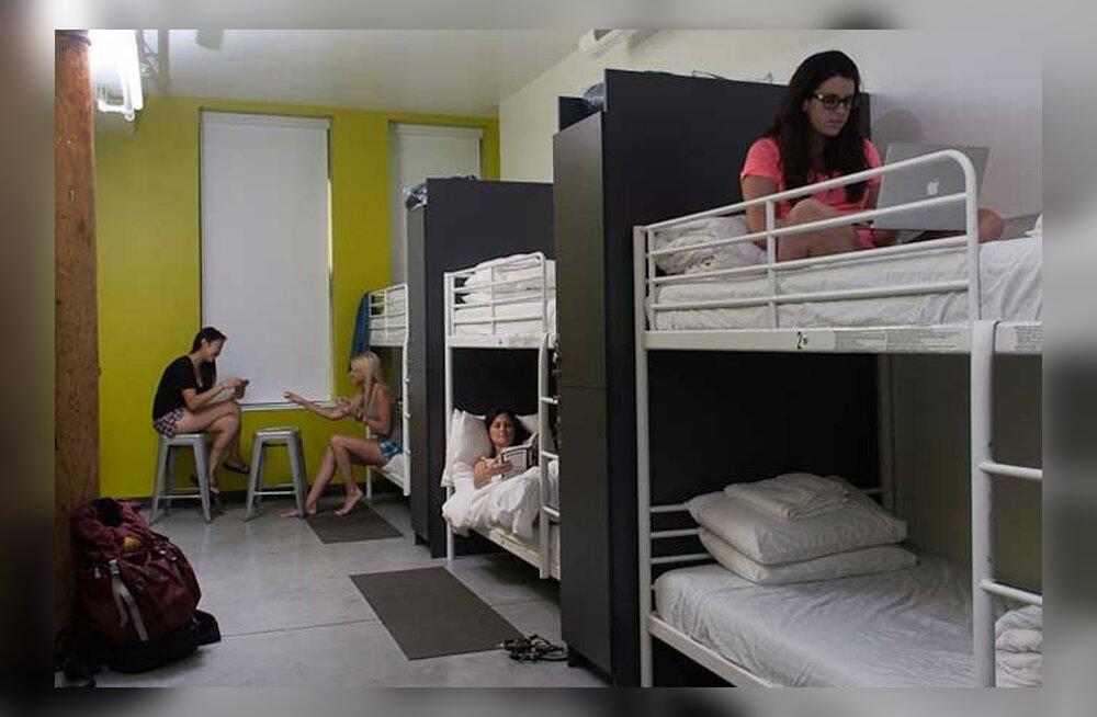 Hoscarid jagatud: maailma parimad hostelid asuvad valdavalt Euroopas