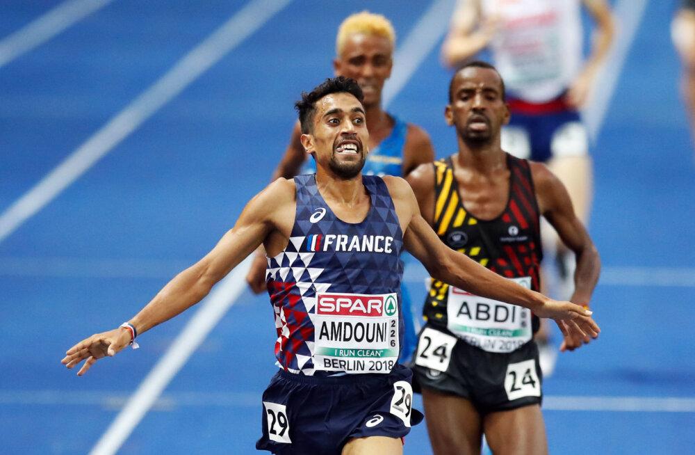 Saksa telekanal paljastas Prantsuse maratoonari seose dopinguga, sportlane lahkus Doha MM-ilt