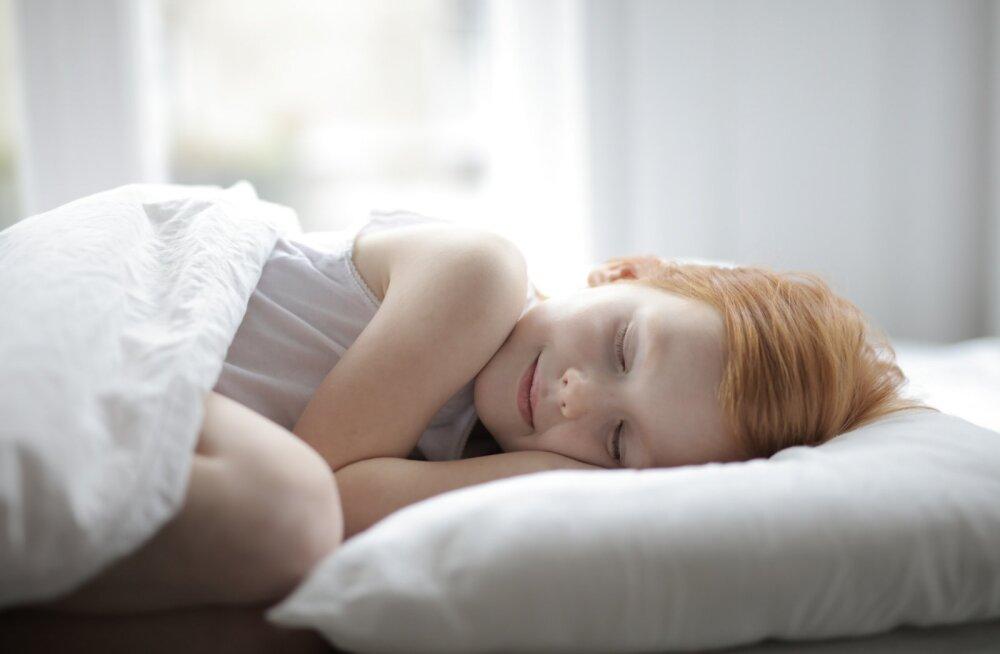 Дети в Эстонии катастрофически мало спят