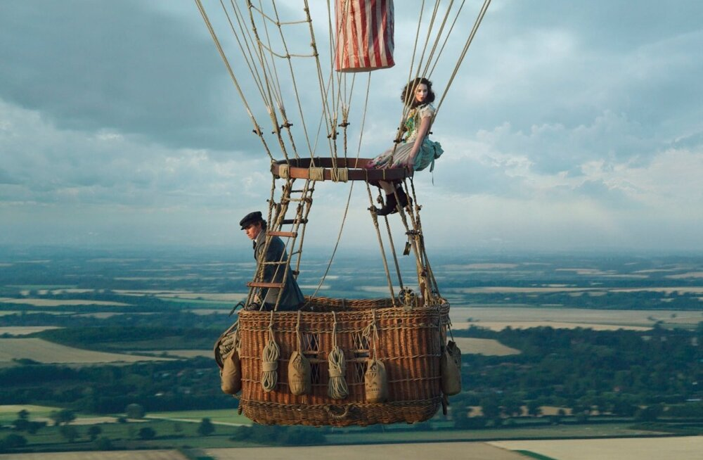 Film Review - The Aeronauts