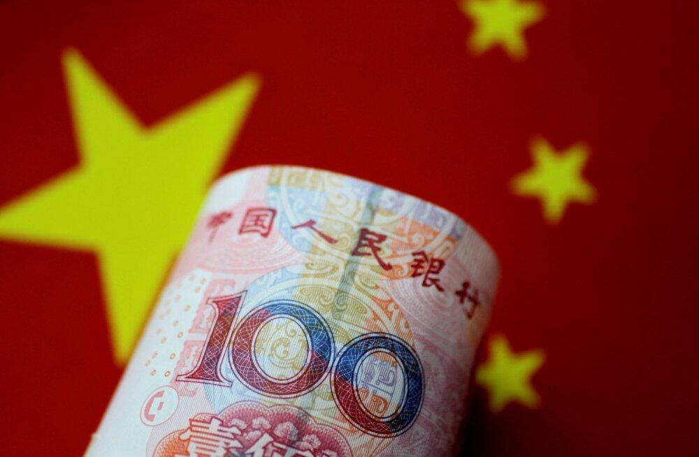 Hiina ärinaine sai nelja päevaga kahe miljardi dollari võrra rikkamaks
