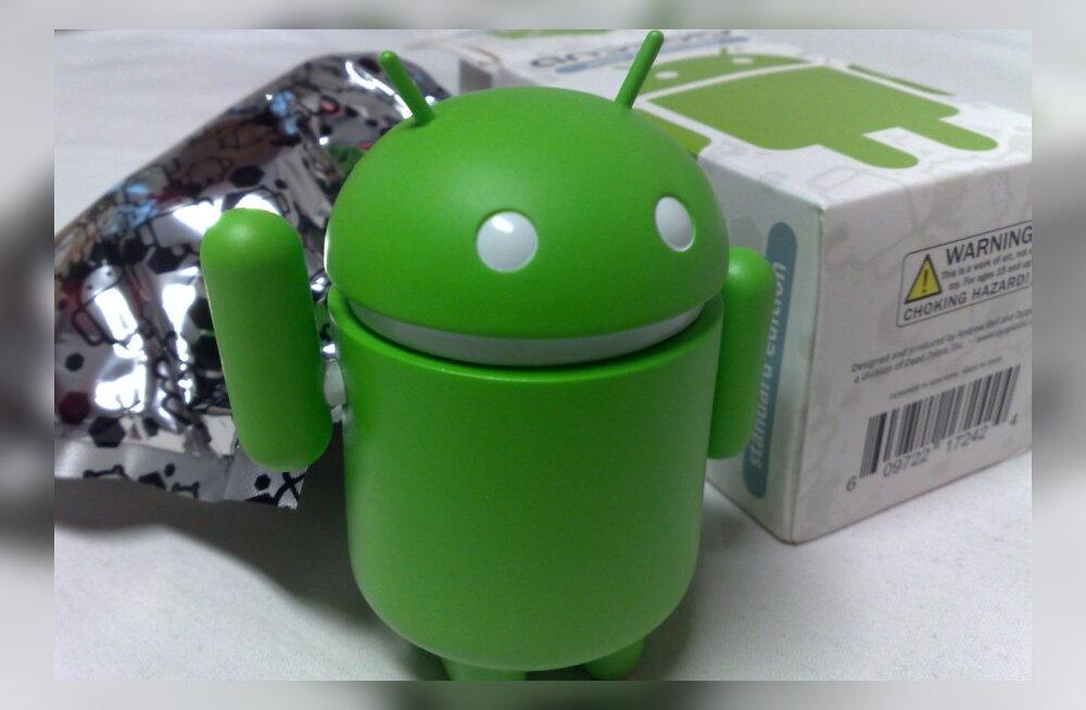 Pahavara ohustab ka nutiseadmeid, aga tõsises ohus on ainult Android