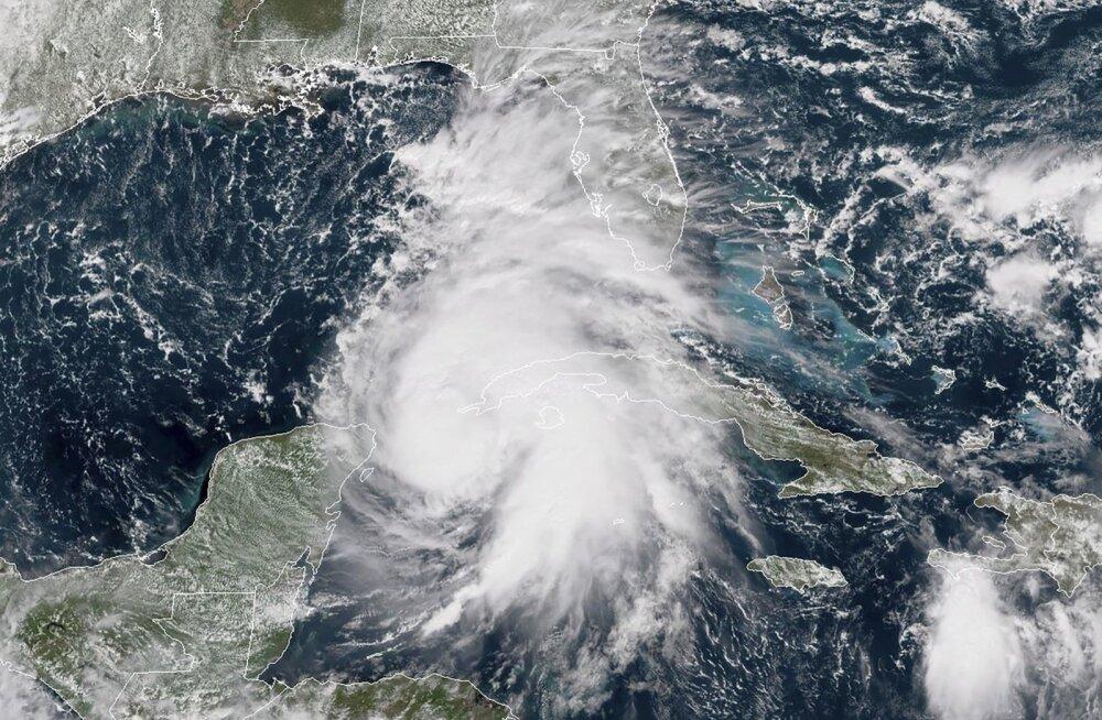 Florida valmistub aastakümne võimsaimaks orkaaniks Michael