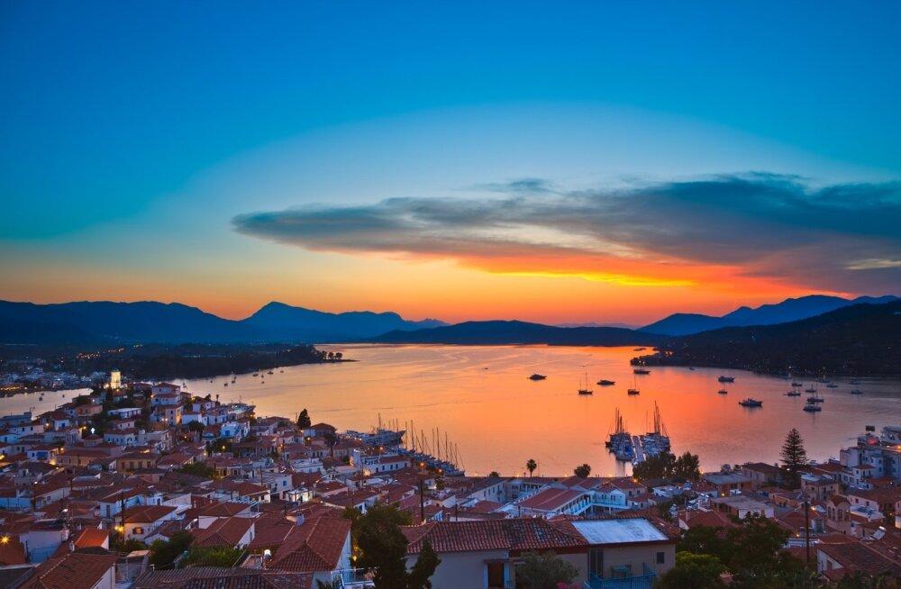 Летний отдых. Куда лучше поехать в отпуск — в Грецию или в Хорватию?