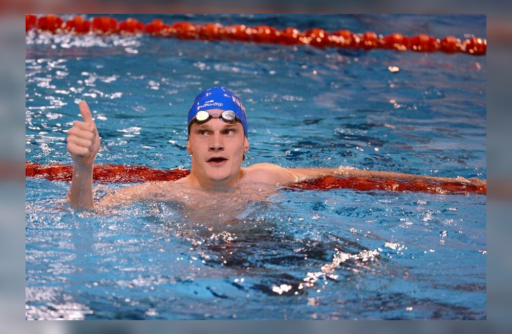 Prantsuse ujuja Agnel tuli Barcelonas maailmameistriks, soosik Lochte alles neljas