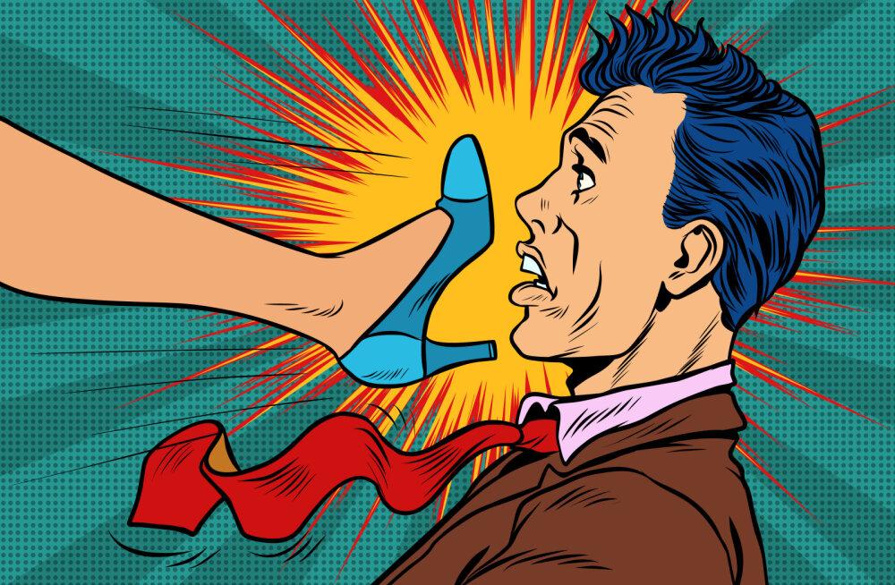 Oled pidevalt kuri ja keed üle? Siin on kolm ideed, kuidas kontrollimatute vihahoogudega toime tulla