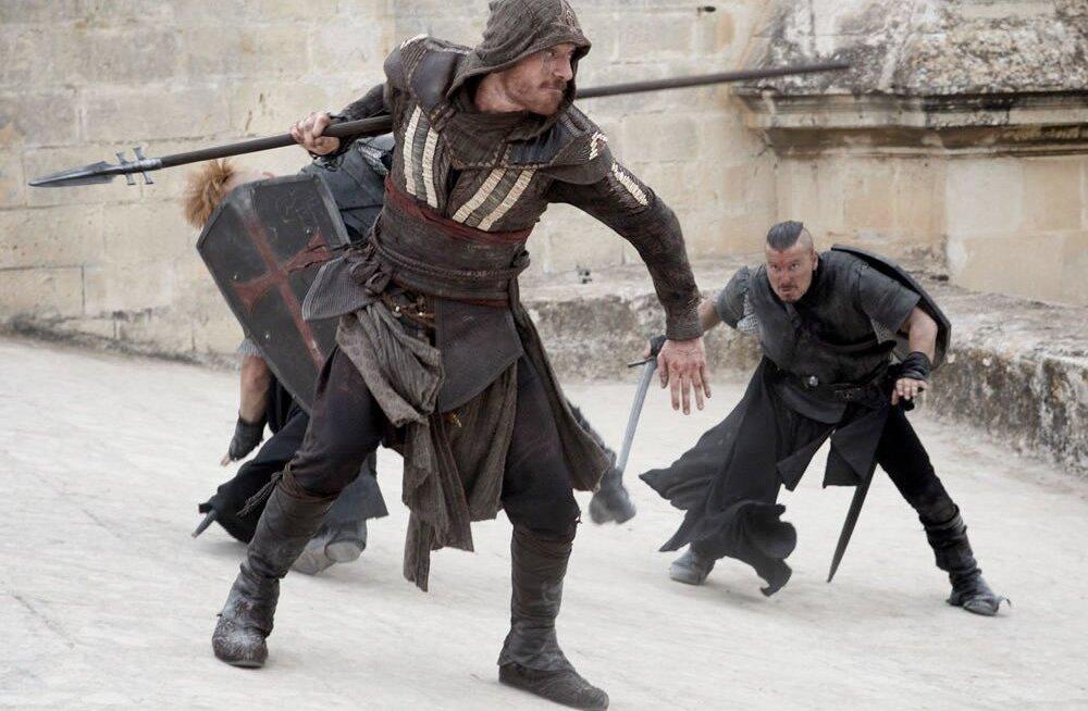 """""""Assassin's Creed"""" võib olla esimene eeskujulik videomänguadaptsioon"""