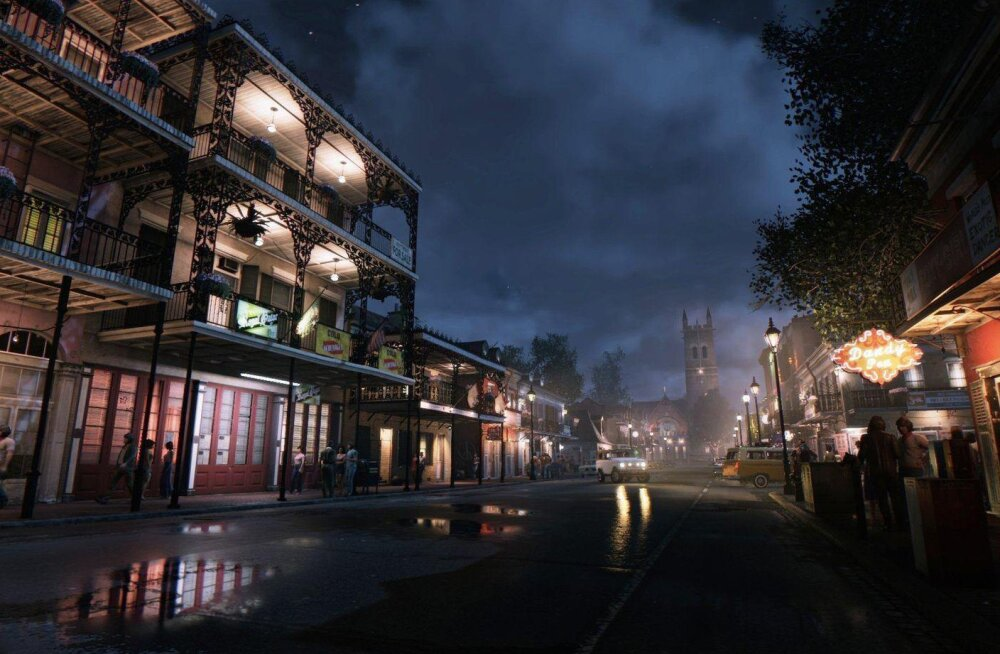 OTSE gamescomilt: Esmamulje videomängust Mafia III