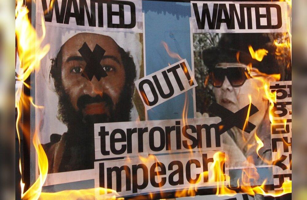 Allikas: USA eriüksusel oli käsk bin Laden tappa, mitte kinni võtta