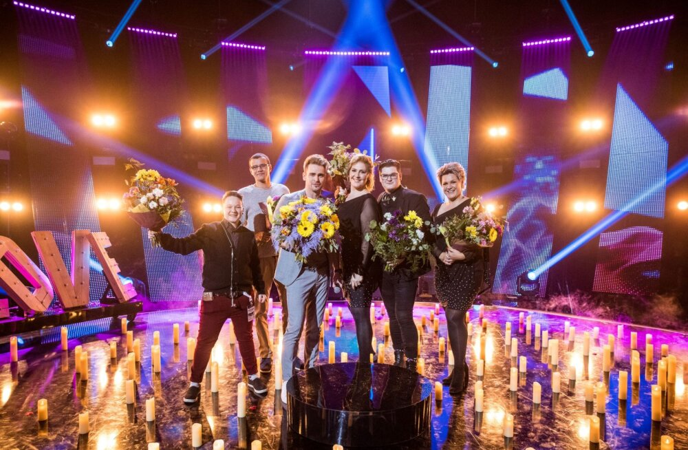 Täpsed numbrid teada! Uku Suviste võitis vaieldamatult kõik Eesti Laulu telefonihääletuse voorud