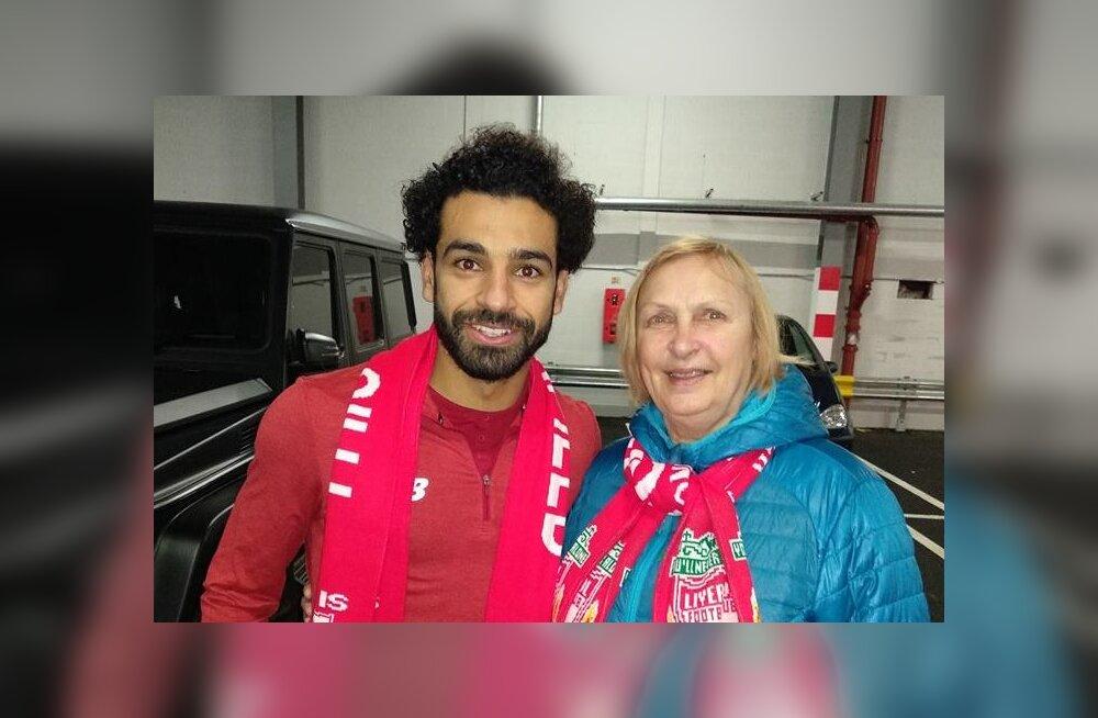 Luule Komissarov Liverpooli ässadega kohtumisest: Firmino oli nii armsa naerunäoga, pärast tegi pai-pai
