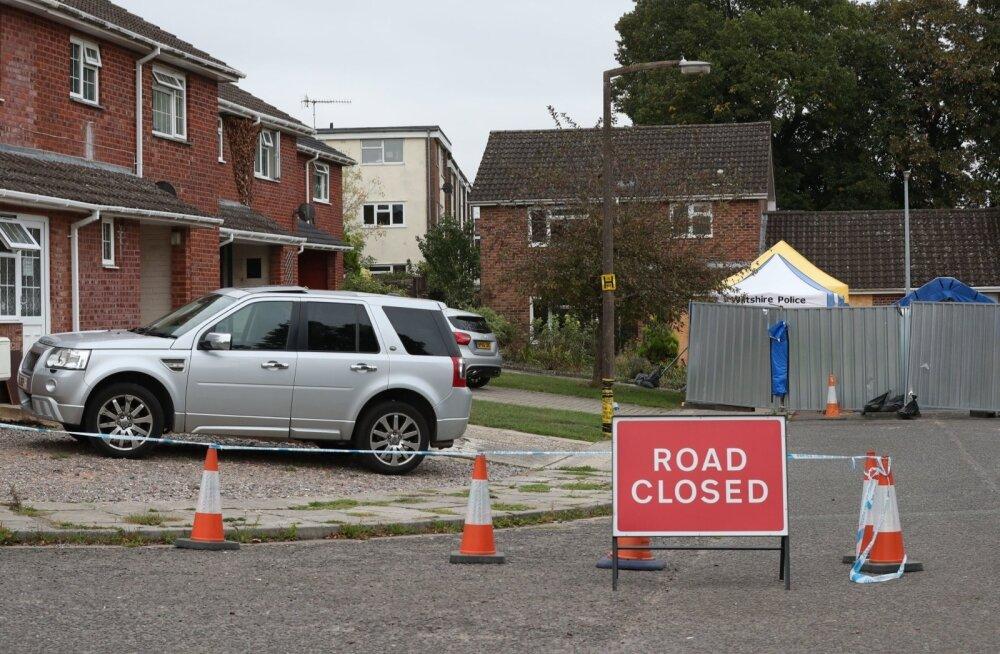 Daily Telegraph: tuvastatud on kolmas Salisbury mürgirünnakuga seotud Vene spioon