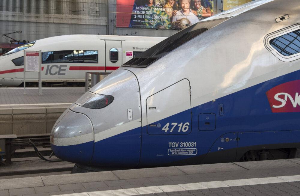 Kaua me valetame: Euroopa raha raudteedele ei kao, vaid ainult suureneb