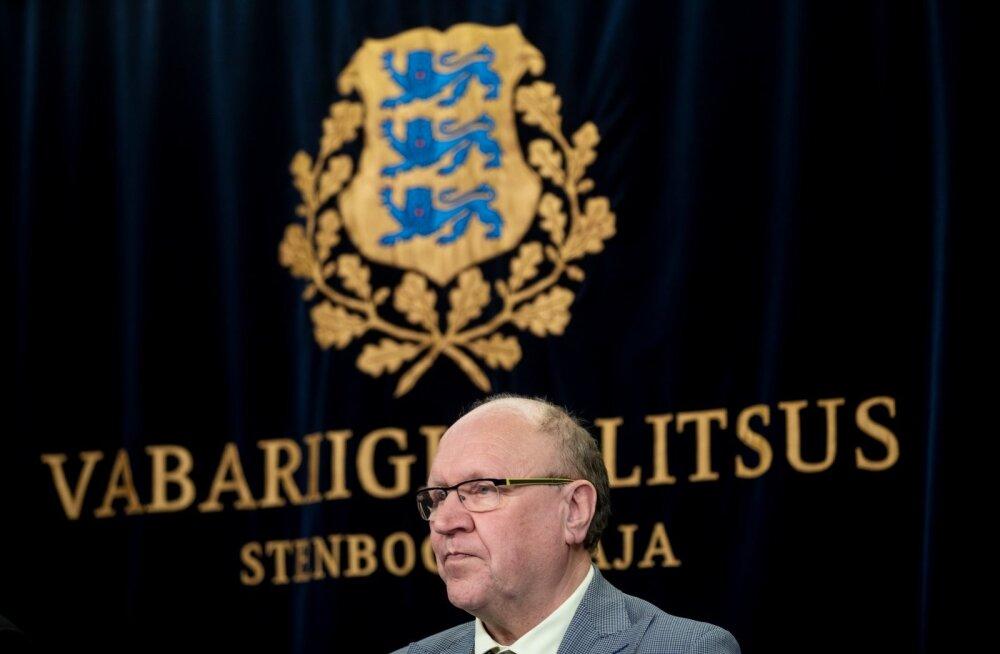 Siseminister Mart Helme