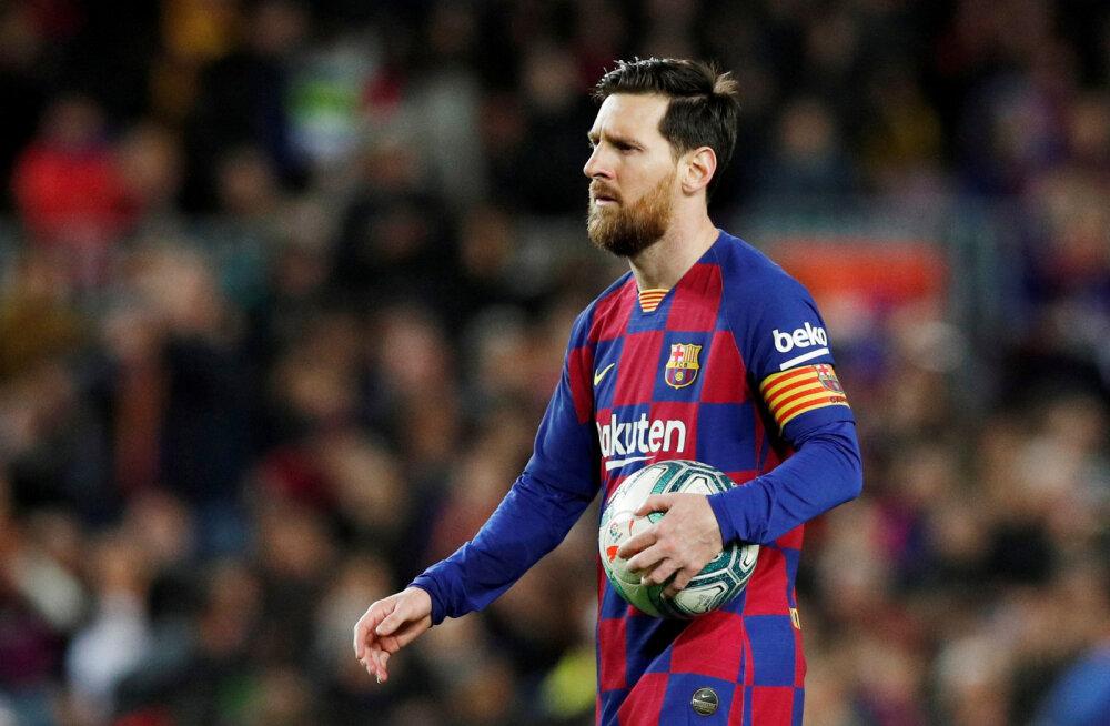 Statistika: Lionel Messist realiseerib penalteid kehvemini vaid üks ründetäht