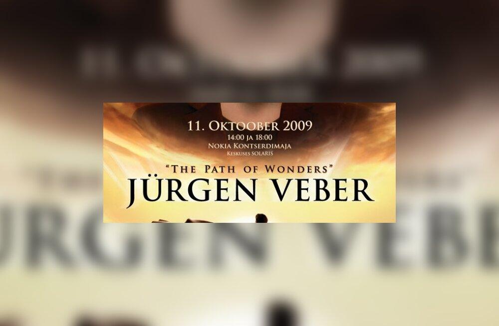Jürgen Veber annab lisaetendused
