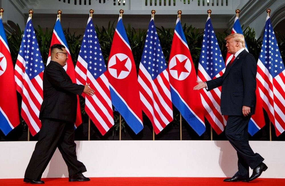 Trump Kim Summit