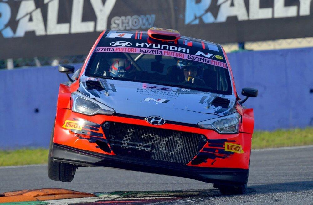 Super uudis! Monza ralli lõpetab tänavuse MM-sarja hooaja