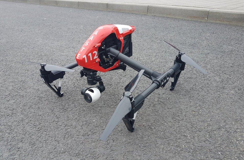 Päästeameti droonid