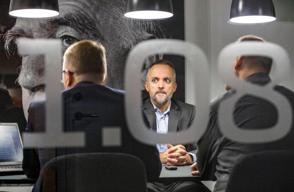 Jakob Dedenroth Bernhoft ei mõista Eesti ajakirjanikele intervjuud andes, miks Danske Banki juhtkond, eeskätt Thomas Borgen, kõikide nende aastate jooksul midagi ette ei võtnud.