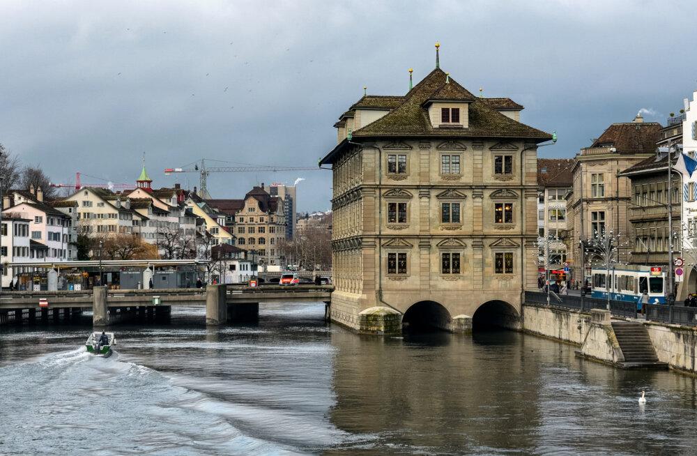Город застывшего времени: холодная красота и адские цены самого дорогого места Европы