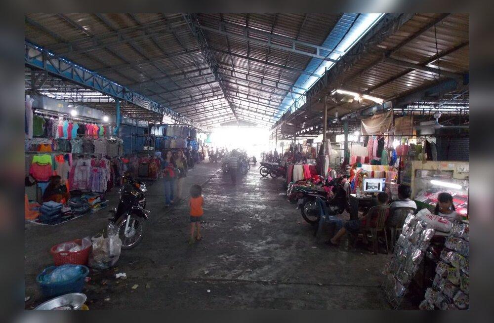 Reisikiri Kambodžast, 13. osa: kohalikud kauplemis- ja äritavad