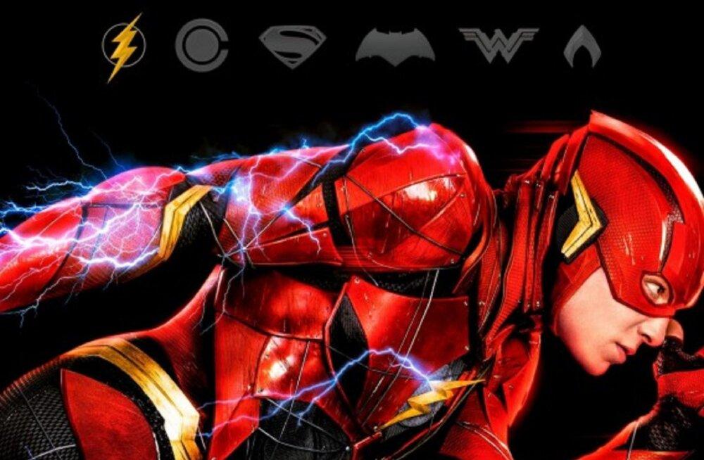 """Kas teadsid, kes on superkangelasefilmi """"Õigluse liiga"""" Välk tegelikult?"""