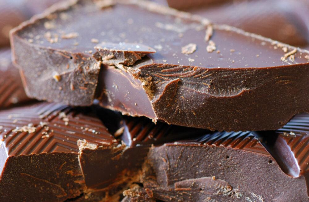 Täna on rahvusvaheline šokolaadipäev! Tume šokolaad on tõeline supertoit, mis suudab asendada ka toidulisandeid