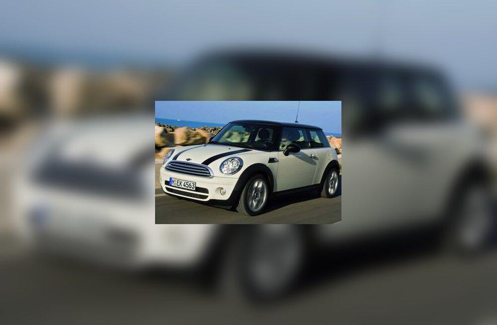 Mini One и Mini Cooper D дебютируют в женеве Delfi