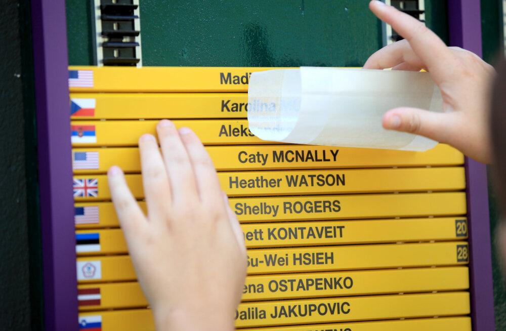 "KUULA | ""Matšpalli"" podcast | Mida oodata Wimbledoni turniiril Anett Kontaveidist ja Kaia Kanepist?"