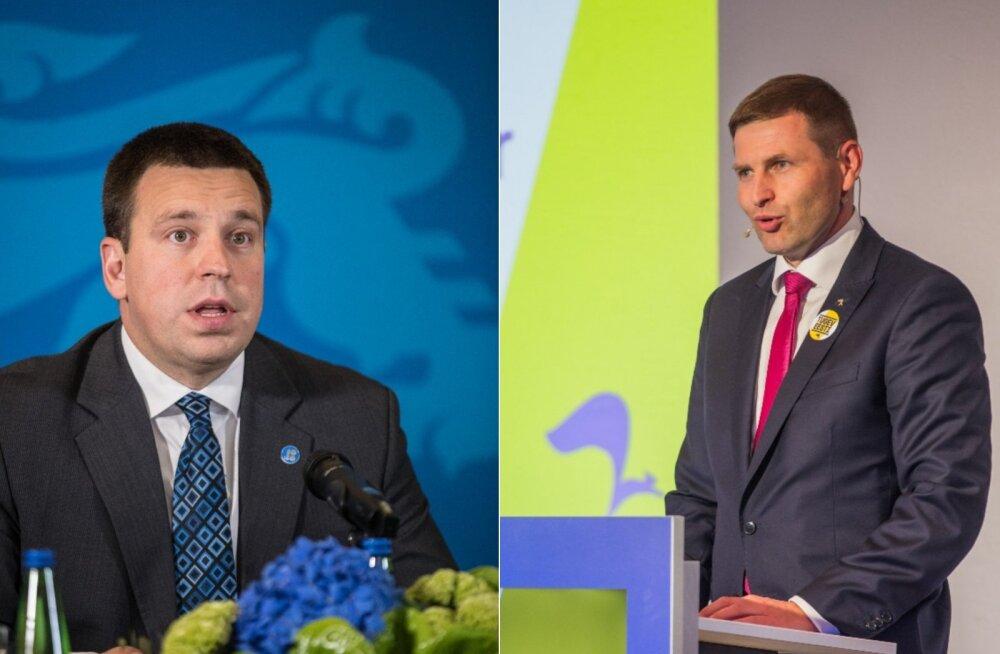 Hanno Pevkur peaministrile: kas teete Tallinna linnapeale ettepaneku PBK-lt sisu tellimine lõpetada?