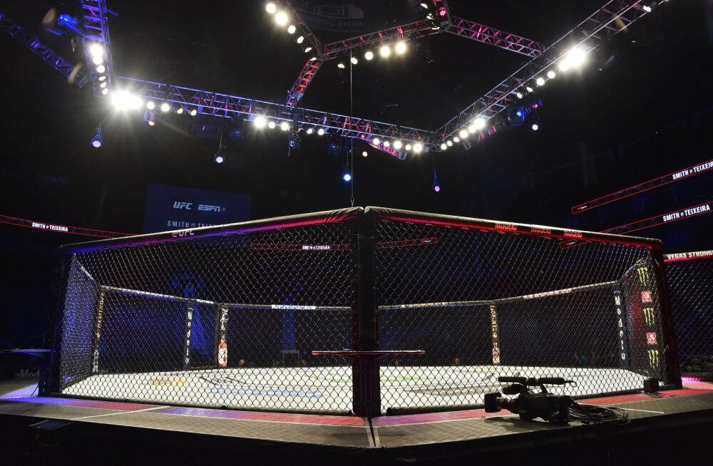 Parema sõu nimel: laupäevane UFC üritus Las Vegases toimub väiksemas puuris