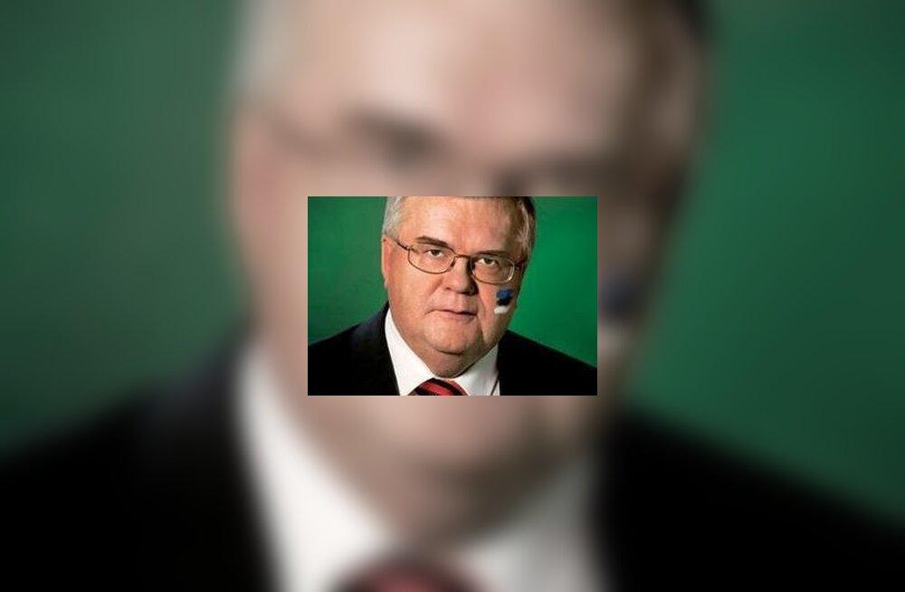 Edgar Savisaare valimisplakat. Foto: Keskerakond