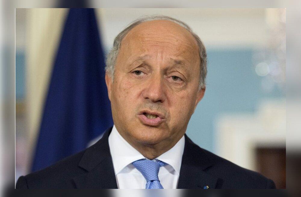 Prantsuse välisminister sõjalaevade müügist Venemaale: allkirjastatud lepinguid austatakse