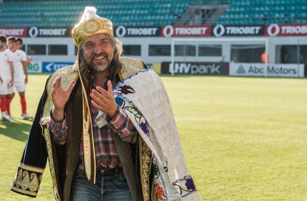 """Kas Eesti """"jalgpallikuningas"""" Aivar Pohlak jaksab ära oodata koondise tähetunni ja EM-ile jõudmise?"""