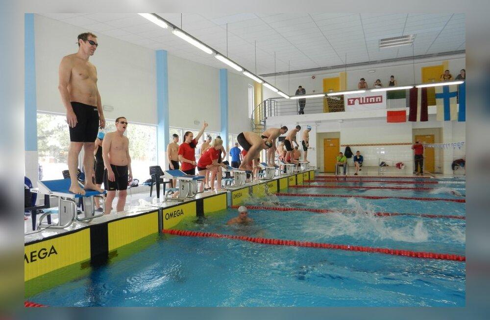 Tallinna lahtised meisterujumise võistlused