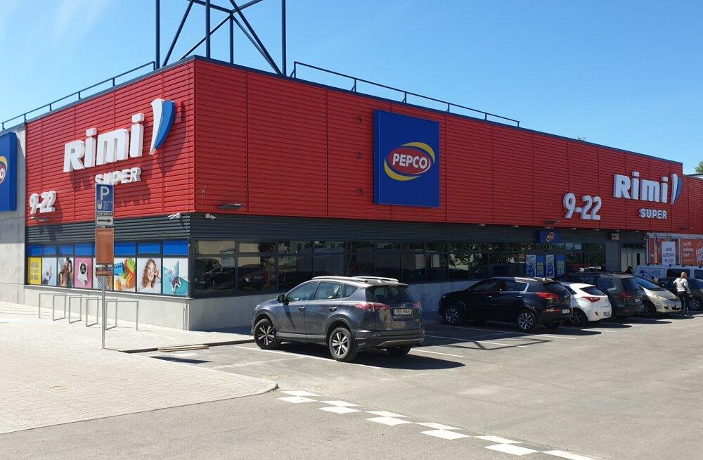 Maardulased said uue Rimi supermarketi