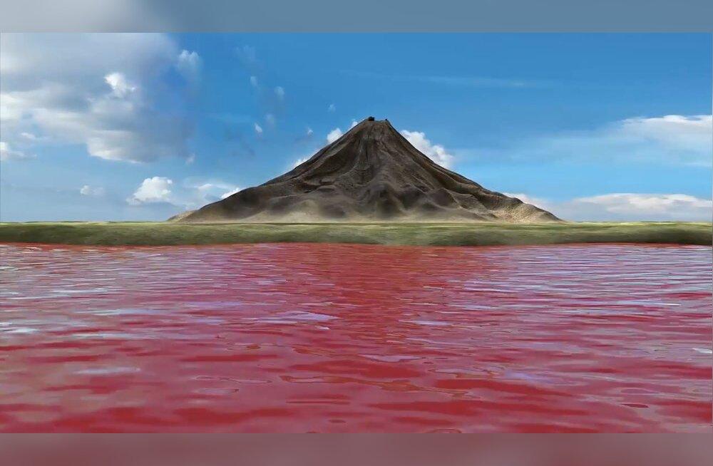 Зловещая красота: Озеро Натрон — убийца, превращающее животных в камни