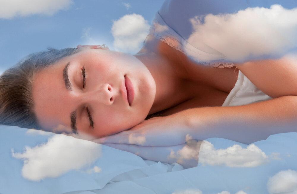 Inglid aitavad sul mõista ja lahti seletada oma unenäosõnumeid