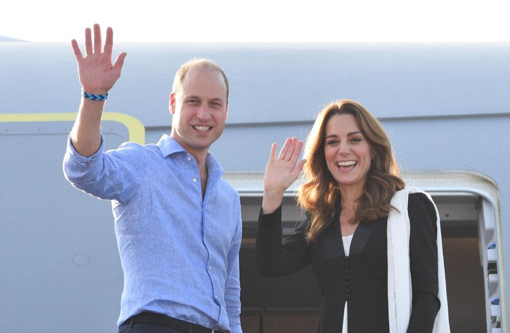 VIDEO | Kate'i ja Williami 2019. aasta liigutavas tagasivaates on koht ka Meghanil ja Harryl!