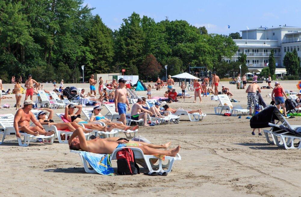 В ожидании жары: ТОП-10 лучших пляжей Эстонии
