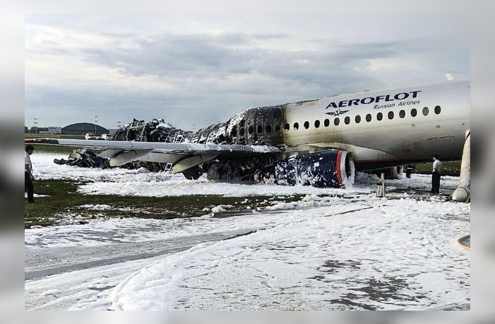 Эксперты восстановили полную картину катастрофы SSJ-100 в Шереметьево
