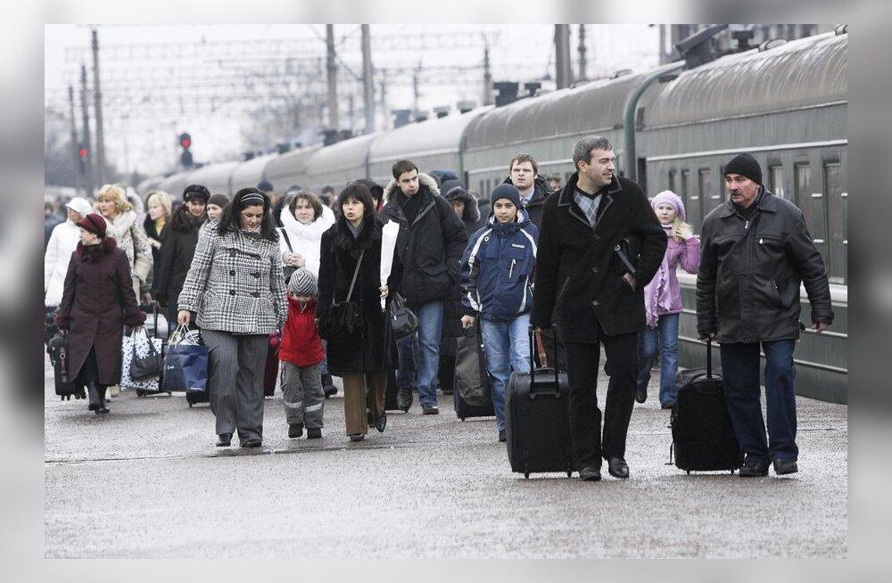 В преддверии Рождества: среди иностранцев в гостиницах быстрее всего растет доля россиян