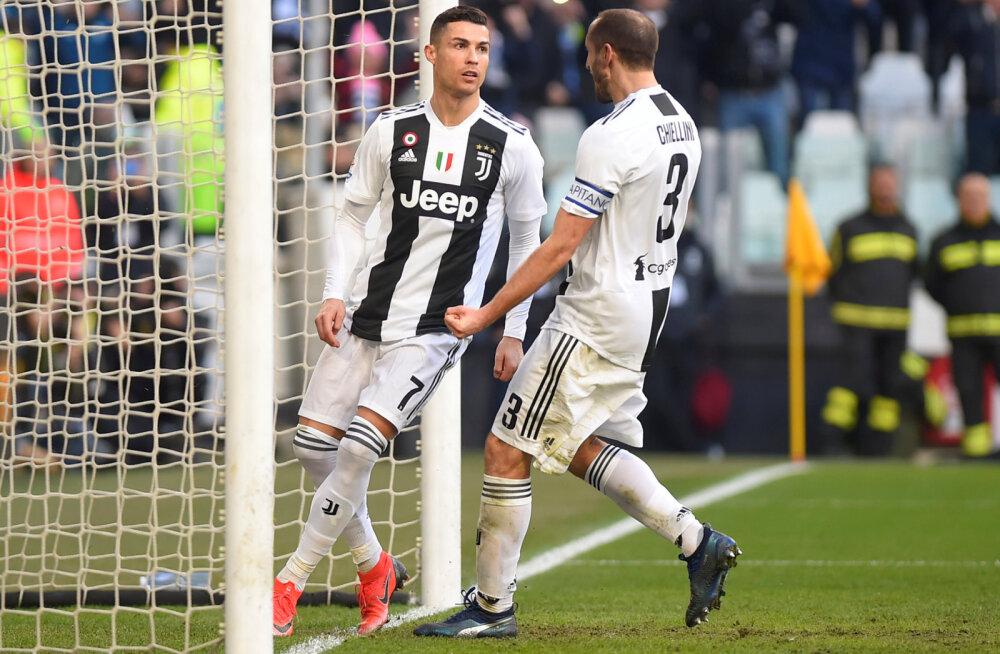 Juventuse tähe avaldus: Ronaldo jäi auhinnata, sest Madridi Real tahtis nii