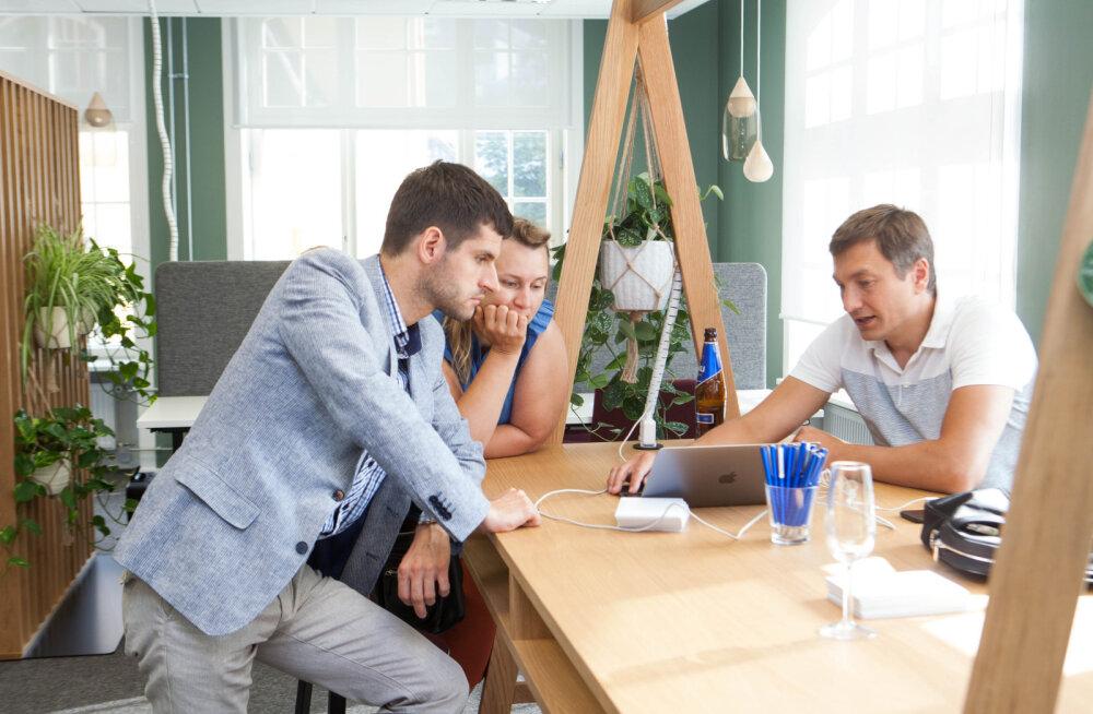 Technopolis Ülemiste: теперь есть возможность арендовать офис даже на день