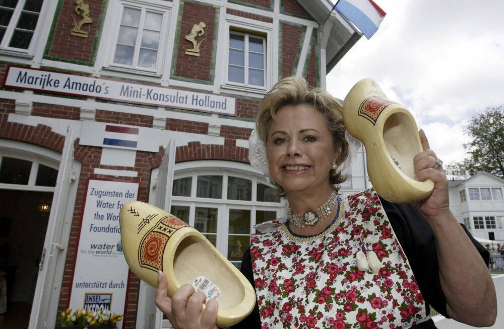 Как голландцы стали самой высокой нацией на планете