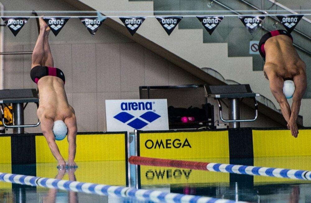 Ujumise Eesti meistrivõistlused
